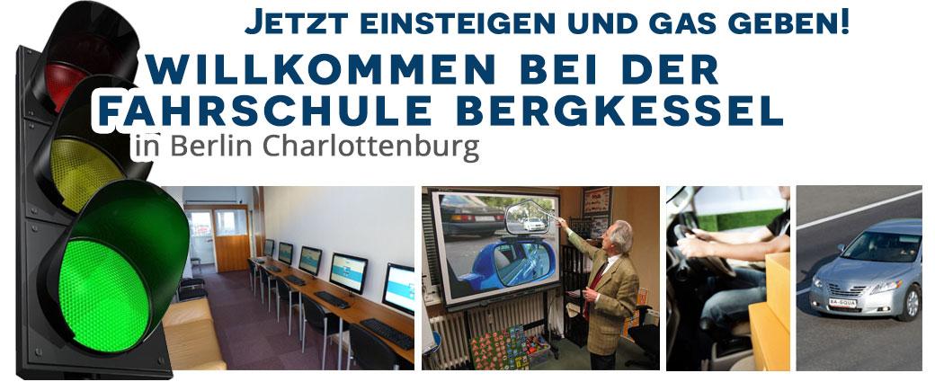 Fahrschule in Berlin für PKW, LKW, Berufskraftfahrer, Ausbildung, Weiterbildung